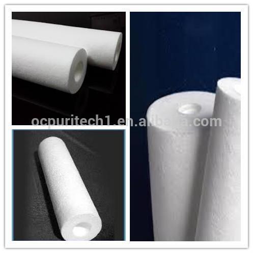 5 micron 10 inch melt blown pp sediment water filter cartridge