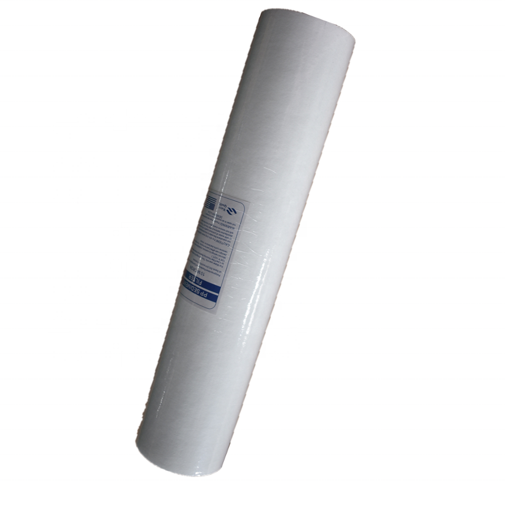 10/20/30/40 inches PP melt blown 0.1 micron water treatment sediment filter cartridges