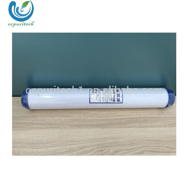 Activated carbon 10inch udf water filter cartridge