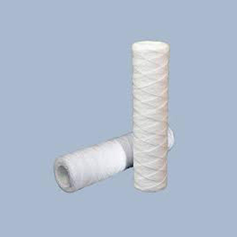 high quality string woundnsf 10 inch 1 micron high flow pp water filter cartridge