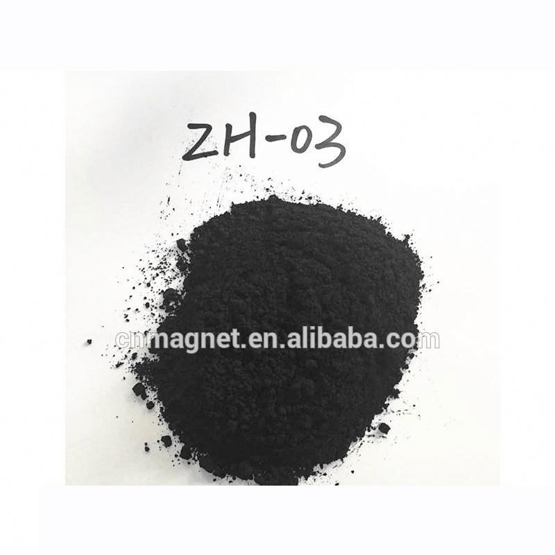 Ts16949 certified barium ferrite powder use for Rubber magnet
