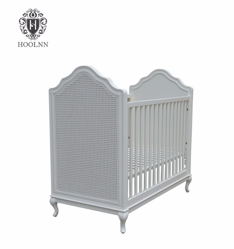 BF01 Oak Birch Cot for Baby