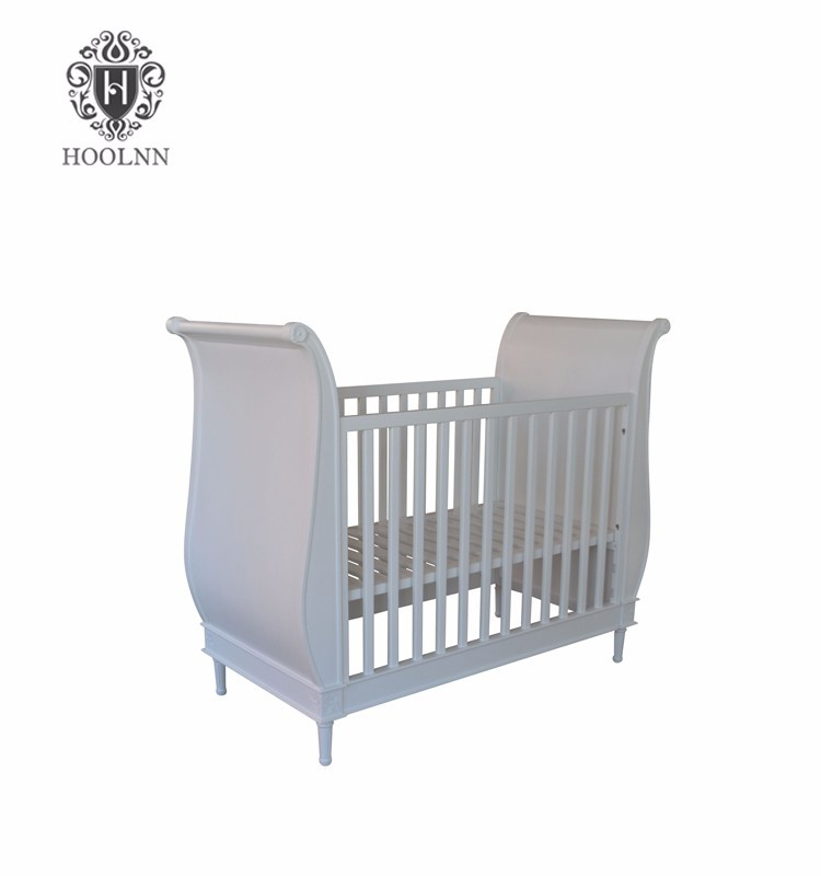 Luxury French Baby Cot Bed