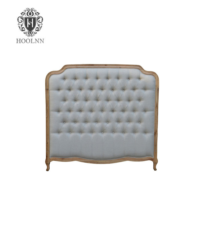 Upholstered Wooden Bed Headboard HL159HBQ-F05