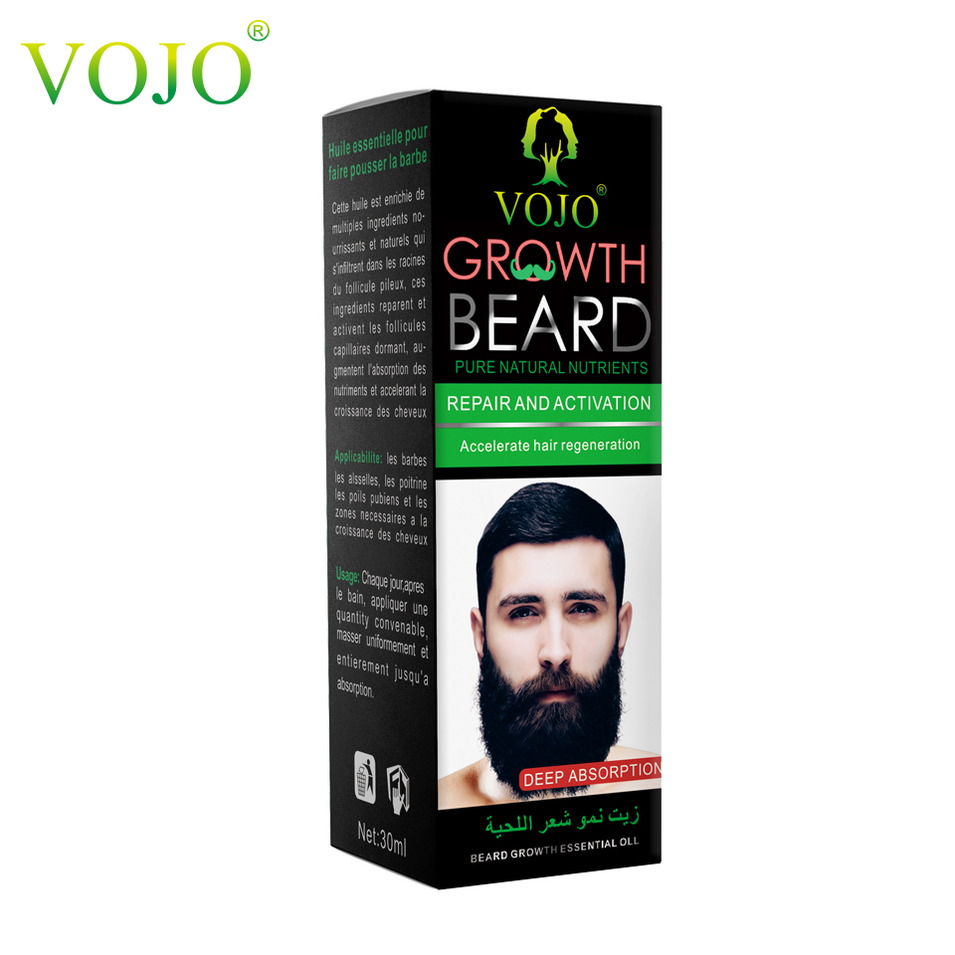 China Factory Wholesale Private Label Fragrance Free Smoothing Oem Beard Oil Grow Morocco For Men