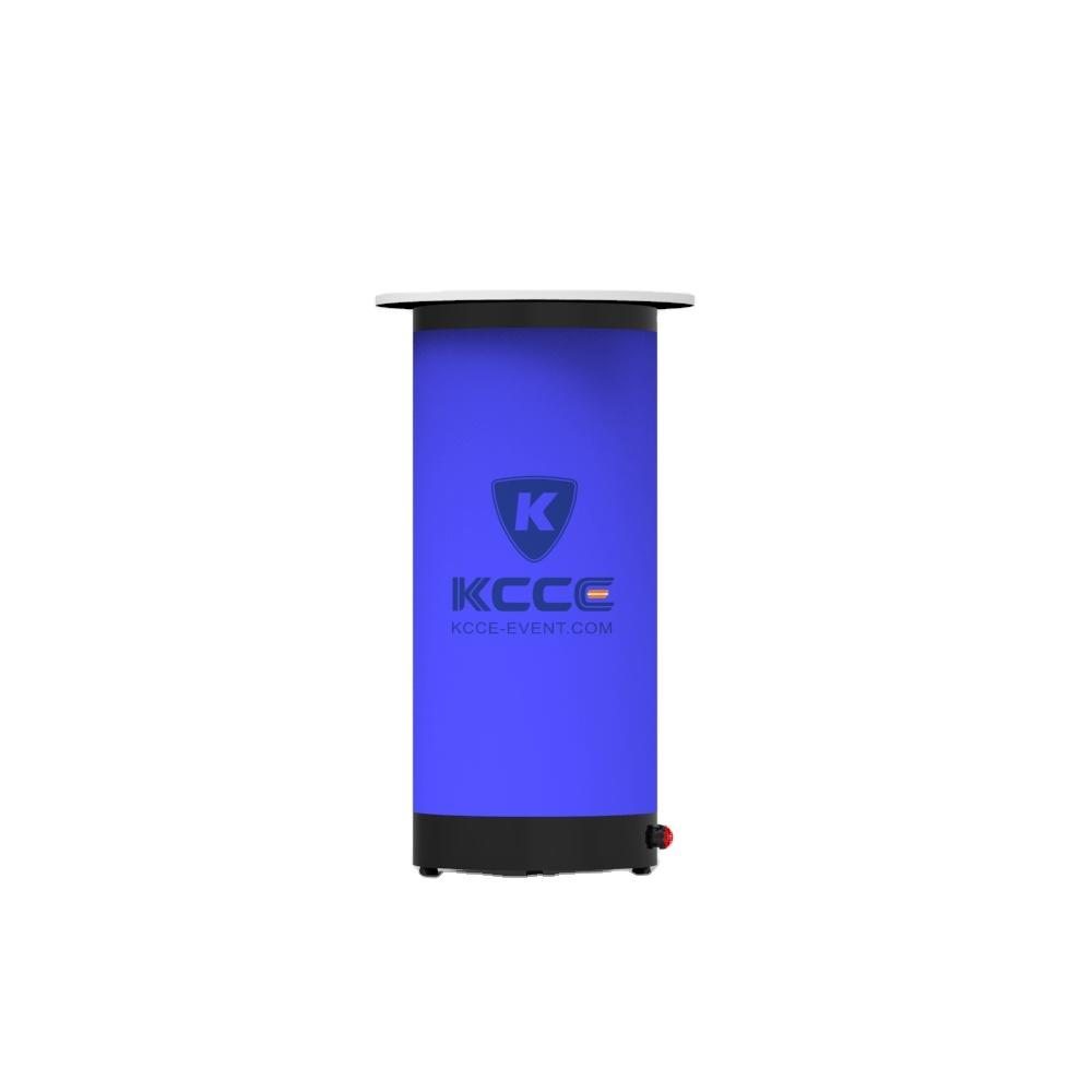 Instant Setup Outdoor Inflatable Trade Show Counter