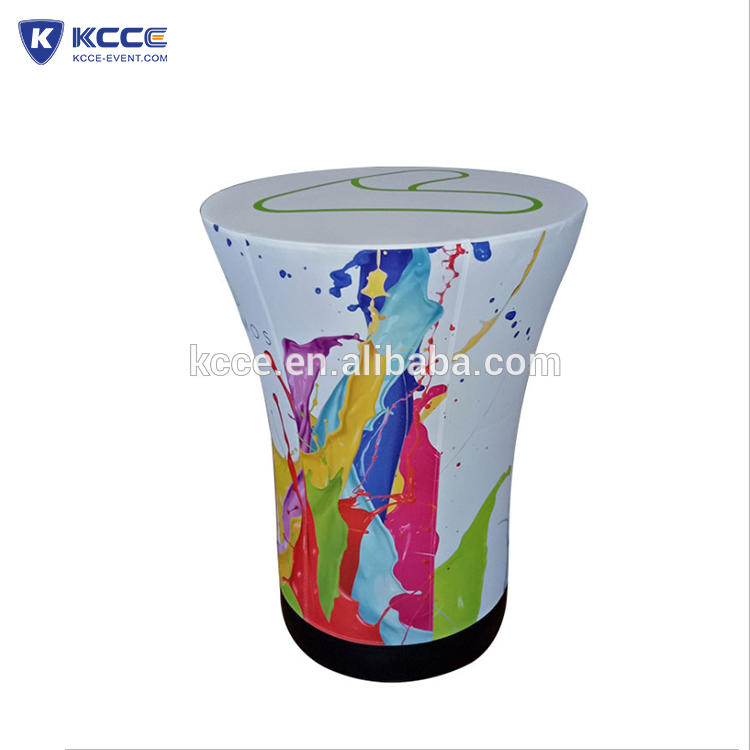 Outdoor inflatable structures, inflatable table for event