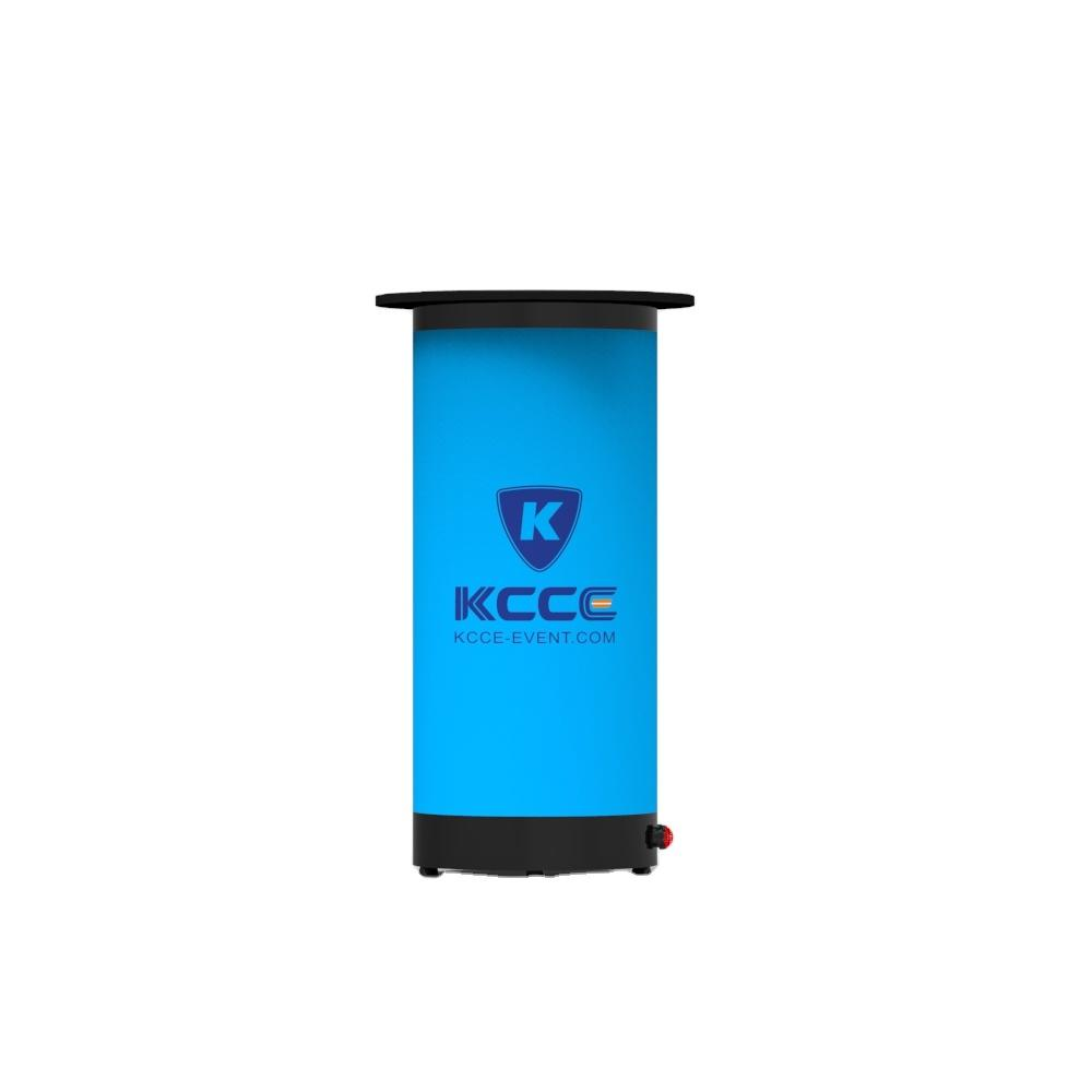 Instant Setup Outdoor Inflatable Advertising Display table