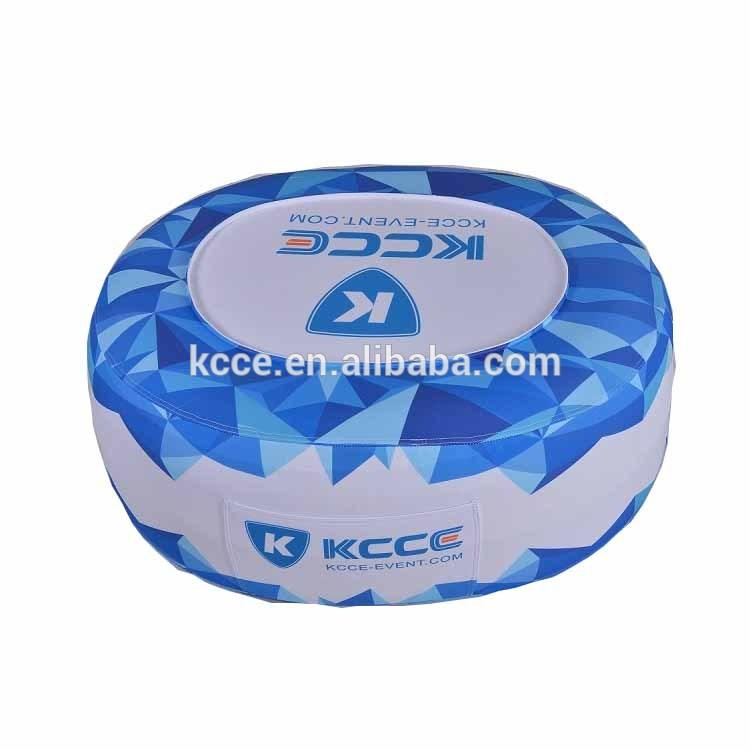 Comfort Inflatable Table With Printed Logo for Advertising Events