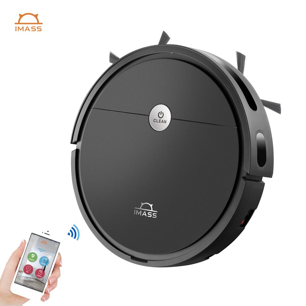 Hot salesChinaManufacturer Vacuum Robot Random Cleaning Mini Low Cost Robotic Vacuum Cleaner