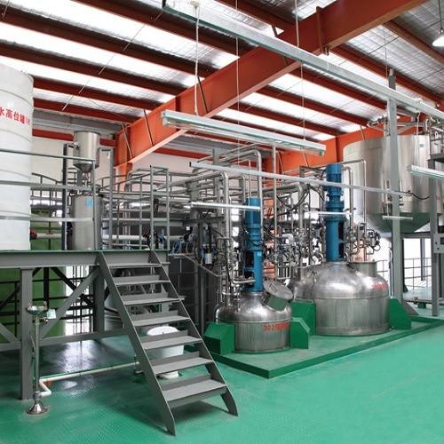 Disinfectant Liquid Detergent Production Line