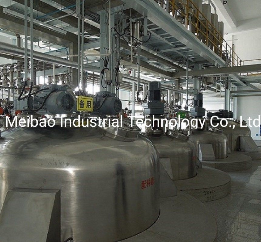 Turnkey Project Liquid Soap Plant with Filling Machine
