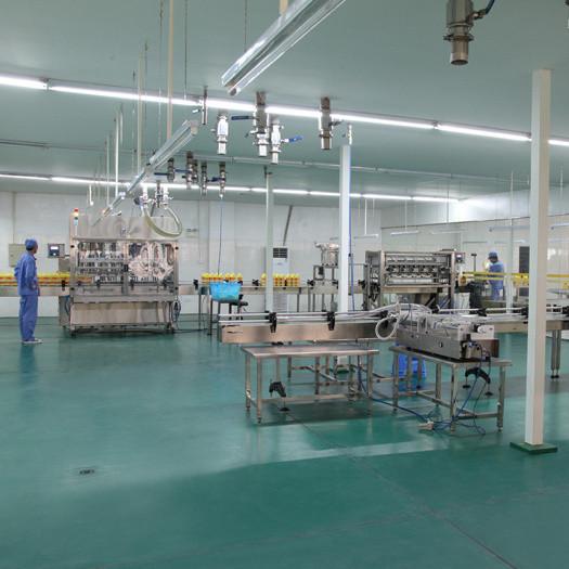 Fully Automatic Detergent Liquid Making Machine
