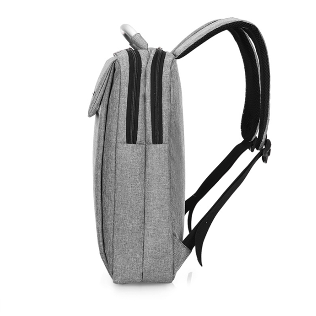 product-Osgoodway-Osgoodway Large Capacity Nylon 156 Inch Business Travel Laptop Backpack for Work O