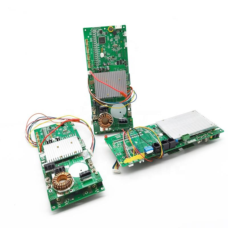 2021 Hot Sale LiFepo4 48V 16S Smart bms system Battery Management System Board BMS with Balance for Battery Pack