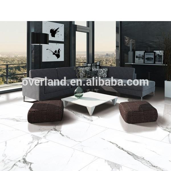 Big slab china supplier Carrara marble porcelain floor tiles