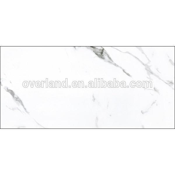 Calacatta white porcelain tile