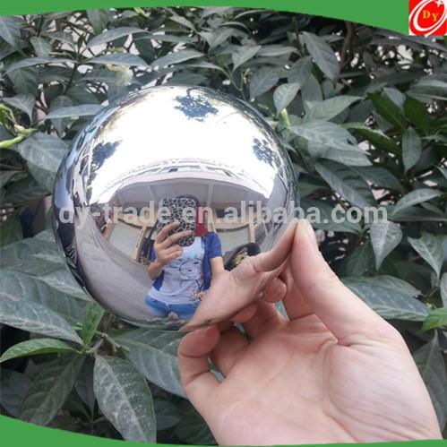 Matt Hollow Aluminum Ball/Half Ball