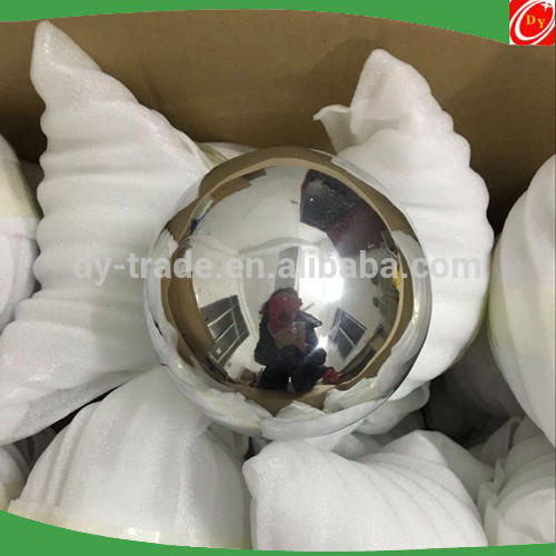 120mm Mirror Polished Hollow Aluminum Ball