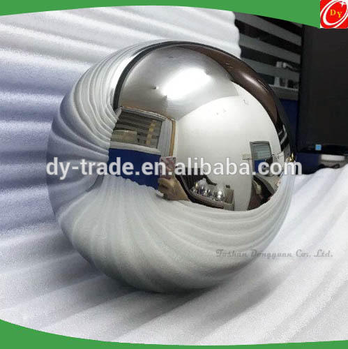 Matt surface Aluminum hollow sphereball Dia100mm-500mm