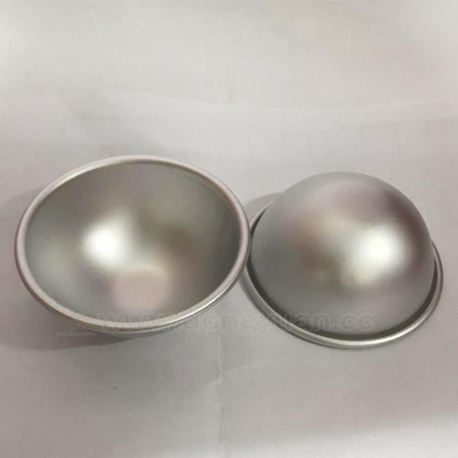 Hollow Aluminum BallBath Bomd Molds