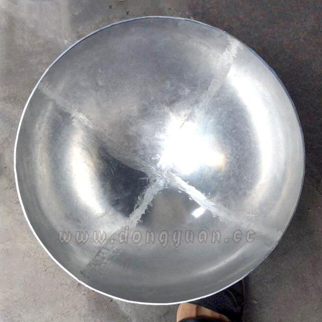 Metal Spun Aluminium Hollow Ball