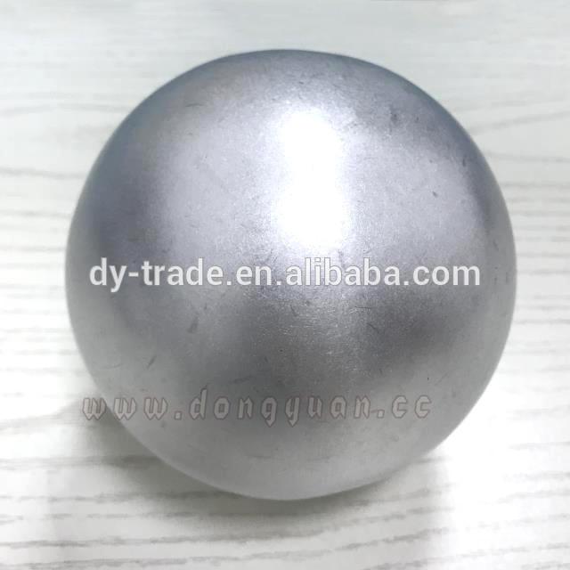 300mm Aluminum Hollow Sphere for Lamp Decoration