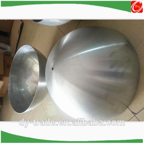 400 Aluminium Hemisphere, Aluminum Ball Dome