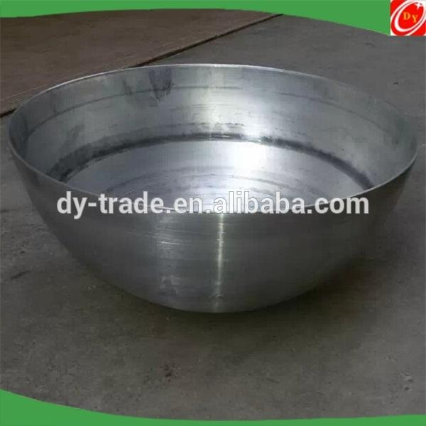 Aluminum Half Metal Ball Hollow Aluminium ball for decoration