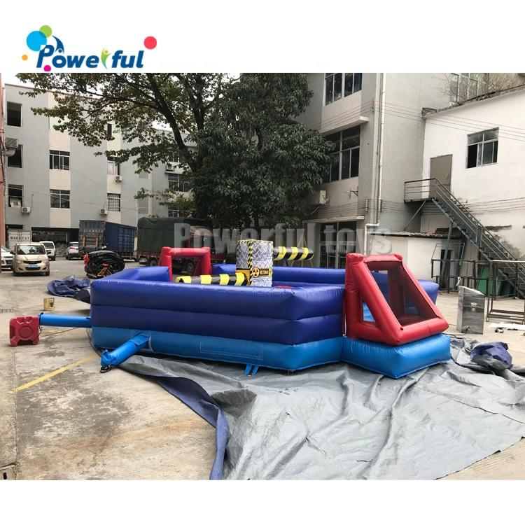 5m,6m,7m,8m, trampoline park inflatable rotating wipeout machine