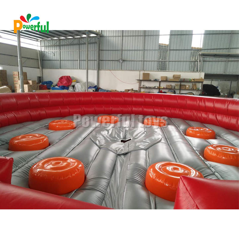 ready to ship inflatable wipeout course for sale