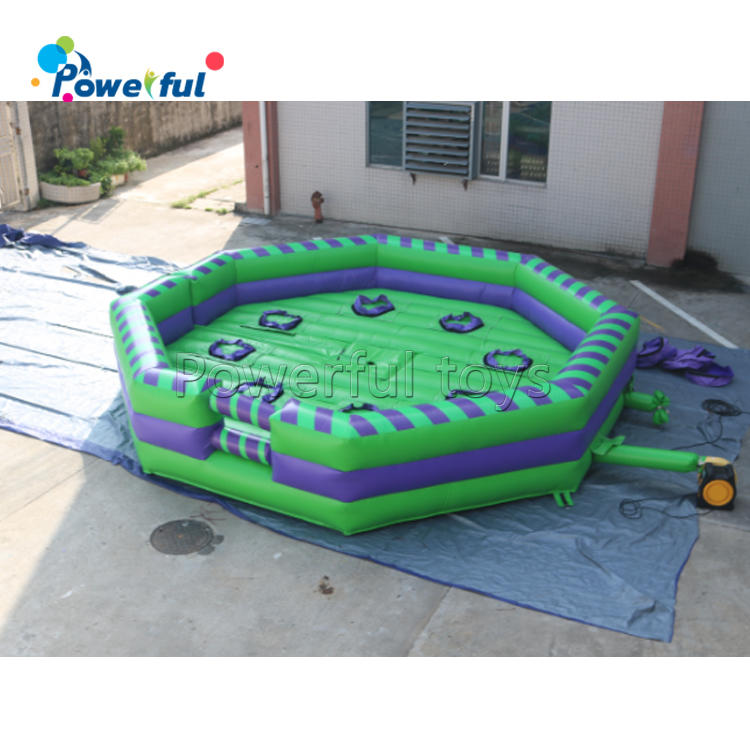 New Arrival Total Wipeout The Sweeper Rush Inflatable WipeOut Game