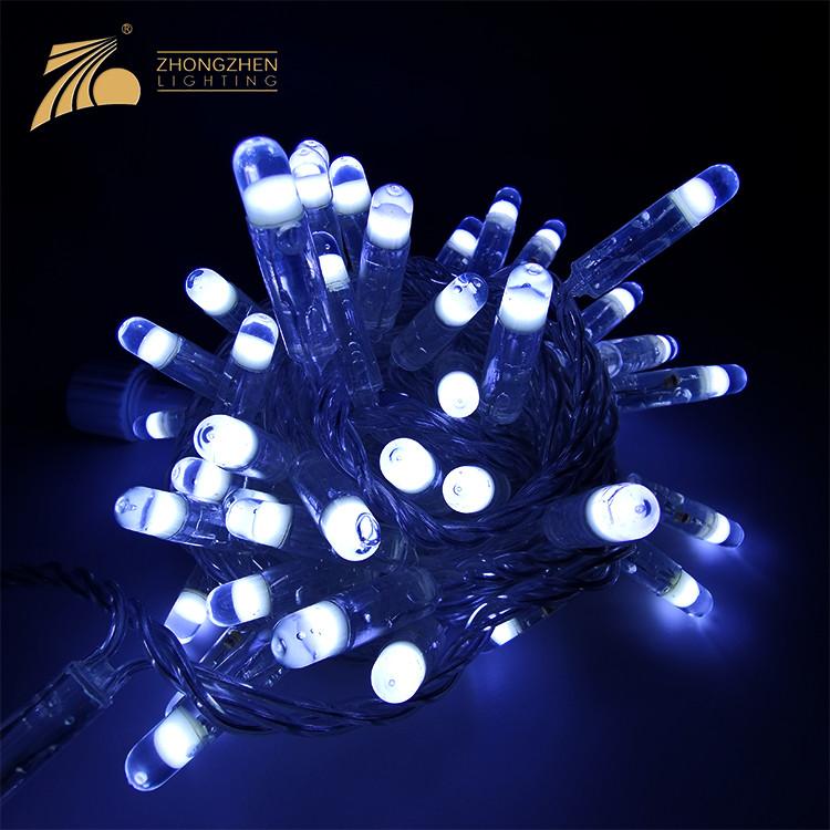 Energy Saving Outdoor IP44 Holiday Decoration Lighting 3W 6W LED String Light