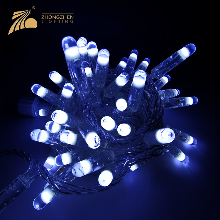 Low Power Consumption Outdoor IP44 Waterproof 3W 6W Home Party Decoration LED String Light