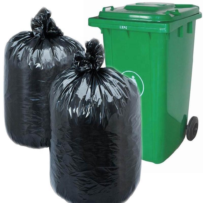Heavy Duty bin liner Eco friendly Biodegradable Plastic Garbage bag