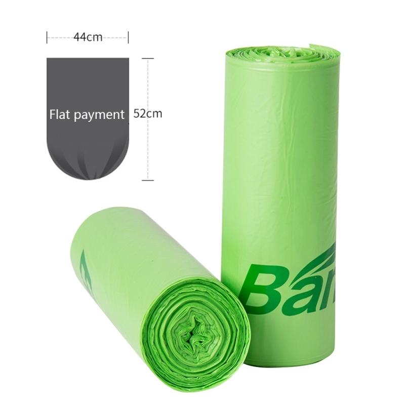 China Manufacturer Plastic Compostable Trash Bags