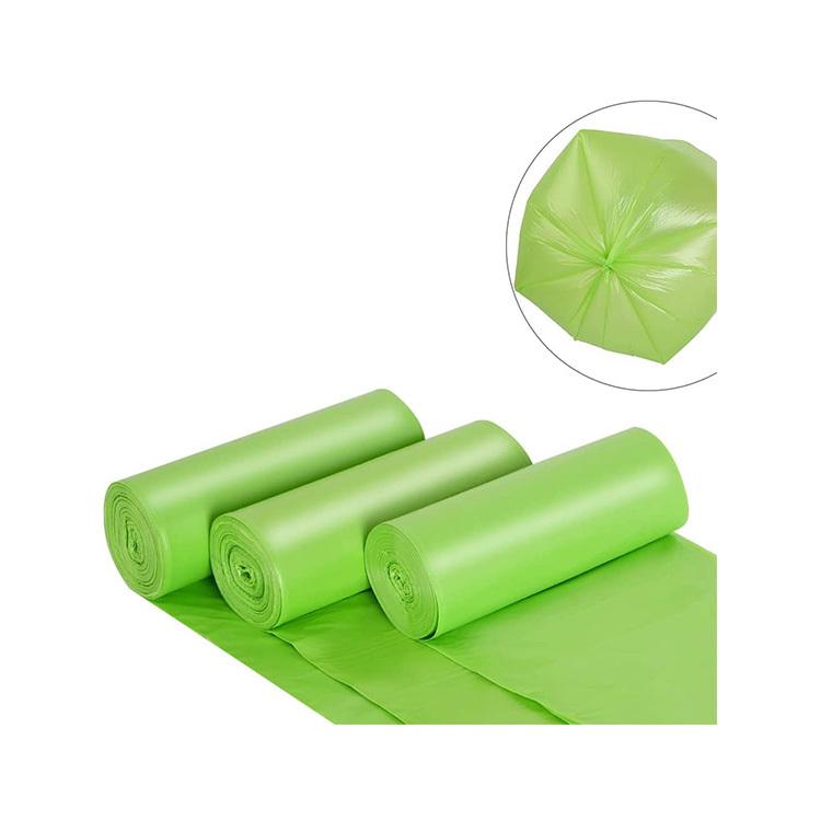 Biodegradable 5 Gallon Extra Thick Small Trash Bag Compostable Bags Eco Friendly Trash Bags