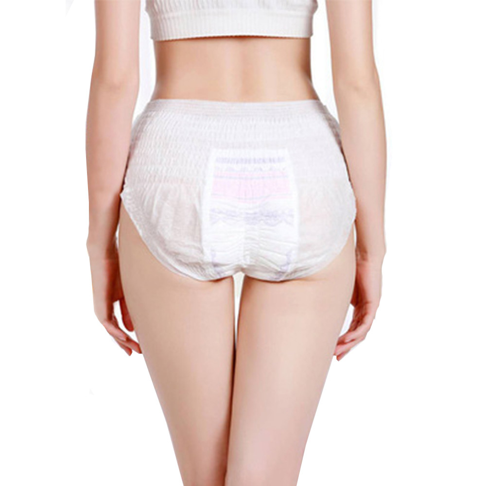 Disposable Soft Sanitary Pant Pad High Quality Senior Pantes For Women