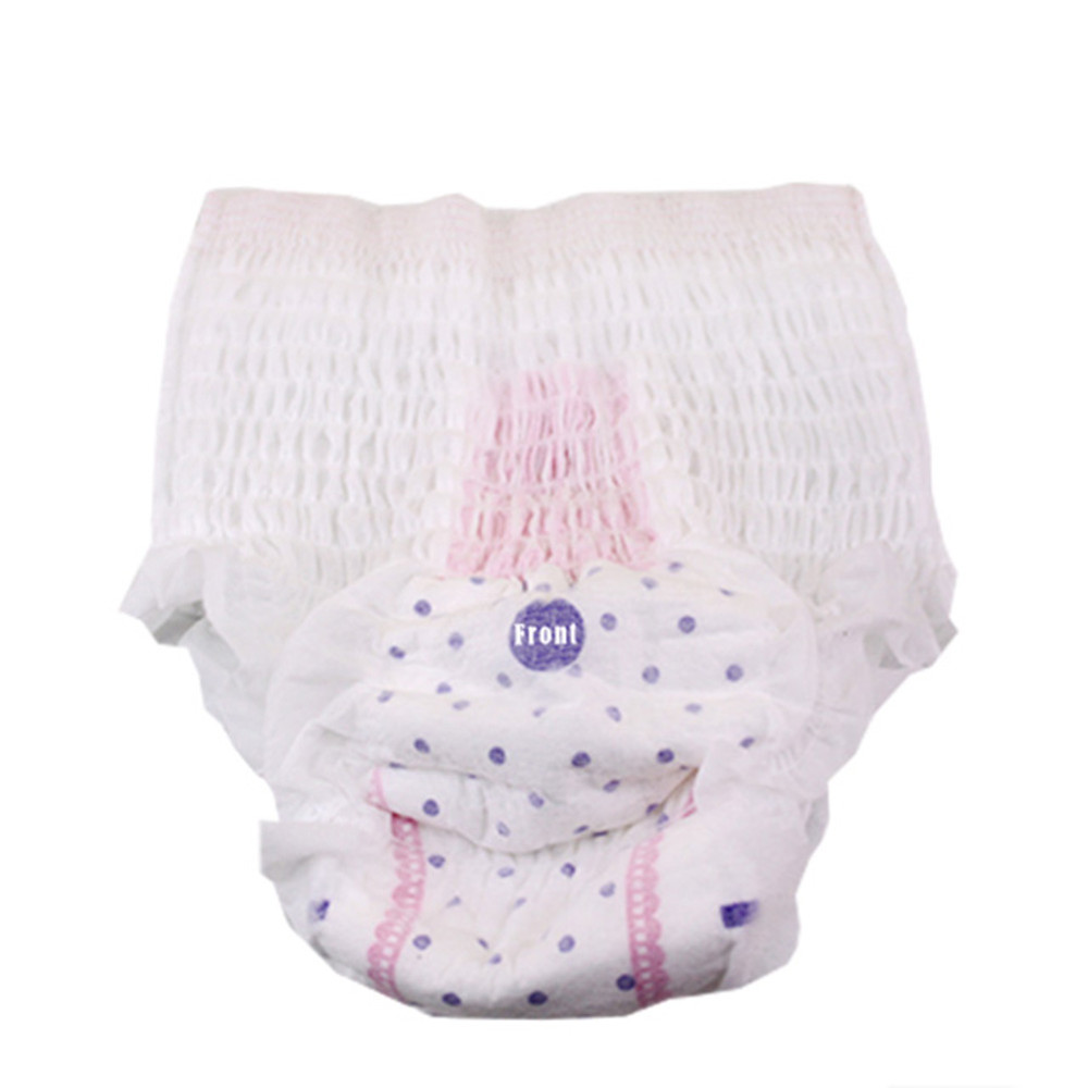 New Style Disposable Menstrual Panties for Girl