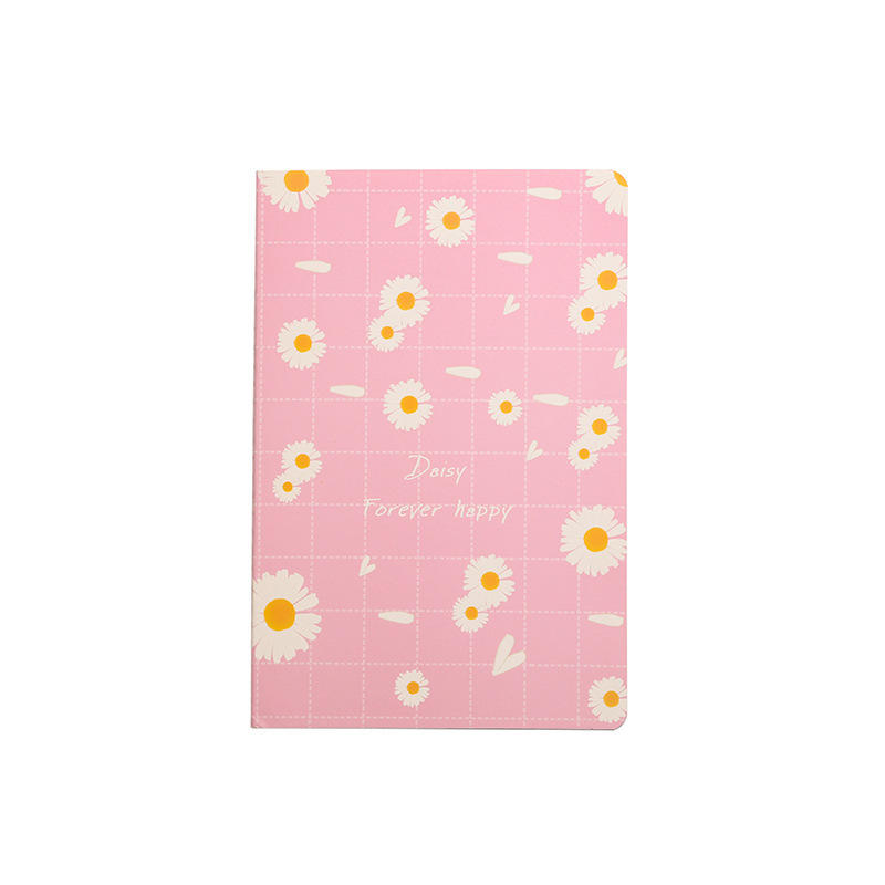 product-Dezheng-Customized A5 Premium Notebook Gifts Saddle Stitch Notebook Wholesale Kraft Cardboar-1