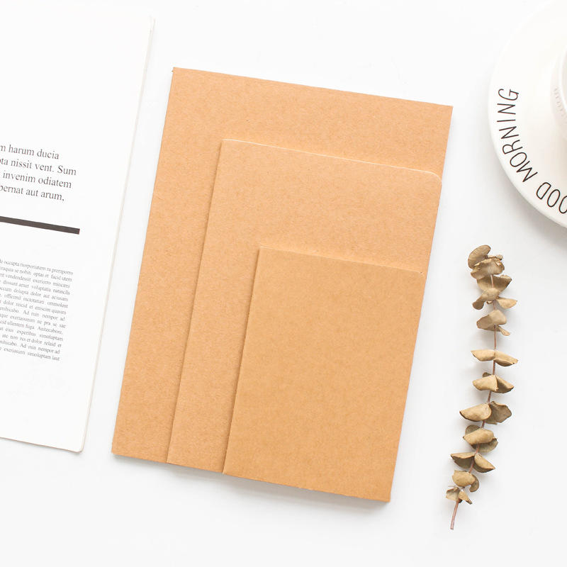 product-Customized A5 Diary 2022 Give Always Gifts Notebook Kraft Paper Notebook Packaging With A Pr-1