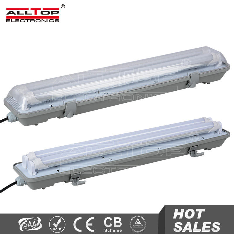 hot sale high lumen new product waterproof 18w led tri-proof light