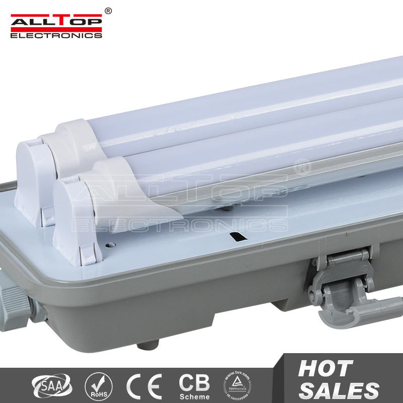 hot sale high lumen new product waterproof 18w led tri-proof light