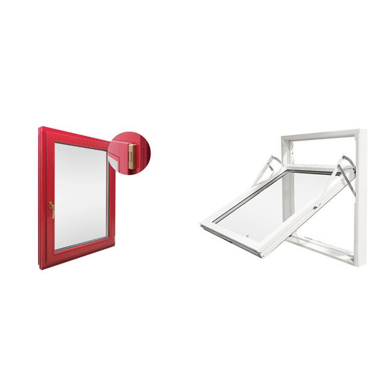 High Quality International Standard Fire Resistance Fireproof Window