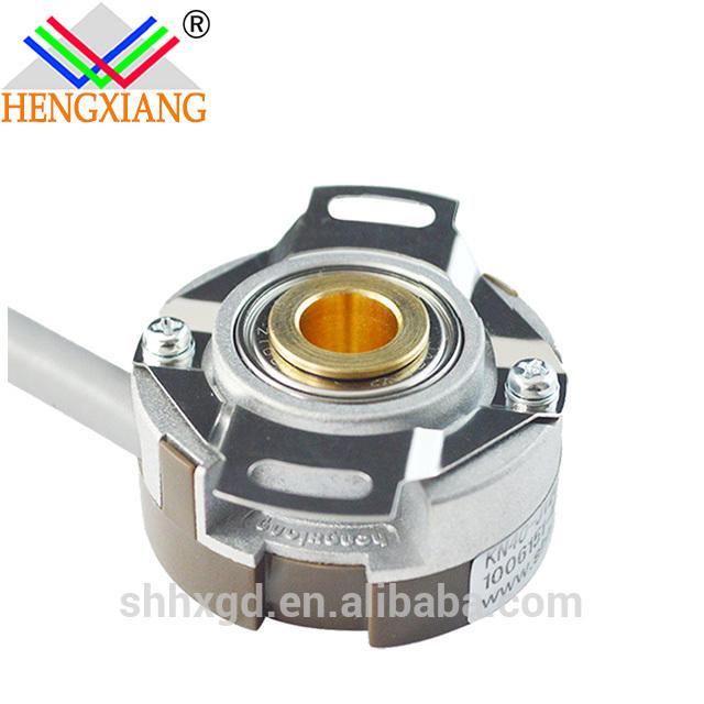 KN40 ultra-thin speed measuring encoder used in sensor or motor