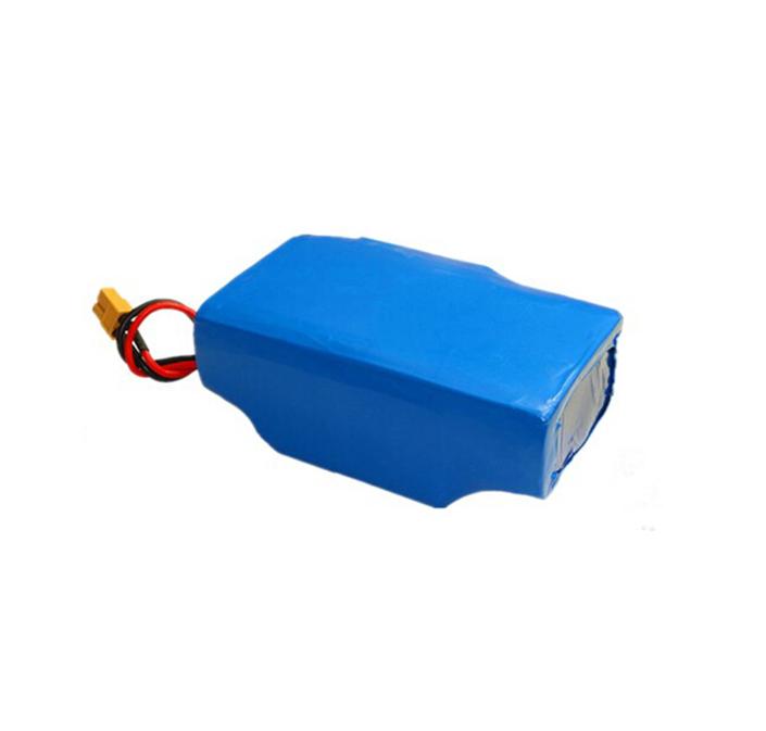 China best quality High density of energy 36v 4.4ah samsung 18650 battery pack for scooter 36v 4400mAH