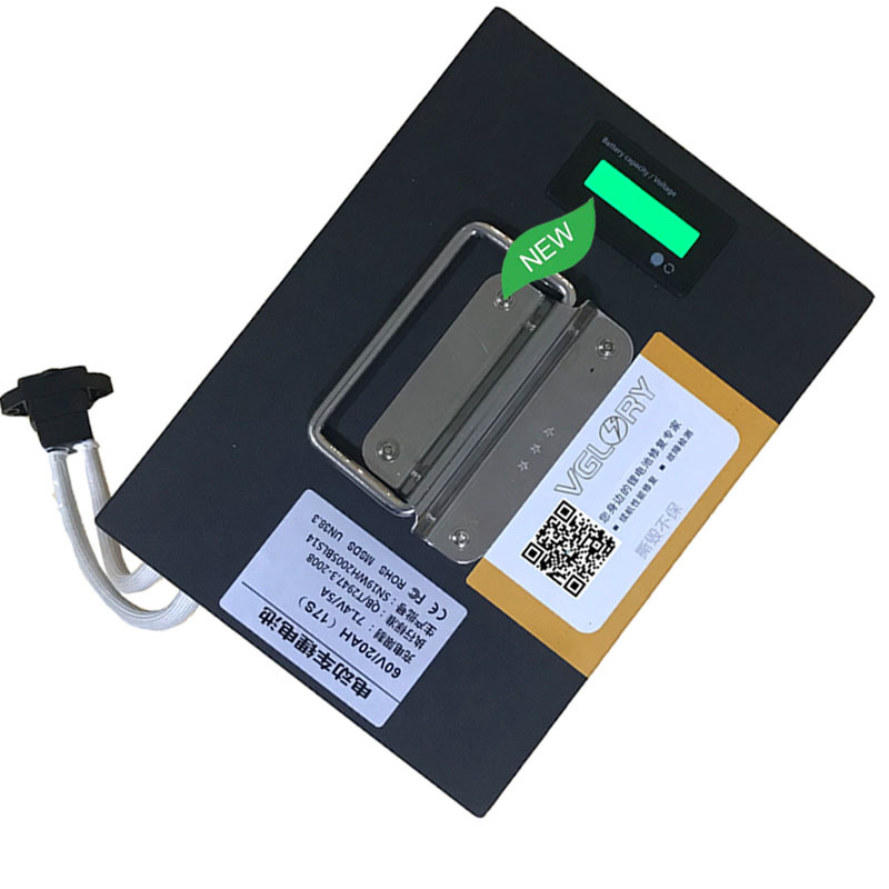 Protect against over voltage 48v scooter battery 48v 50ah