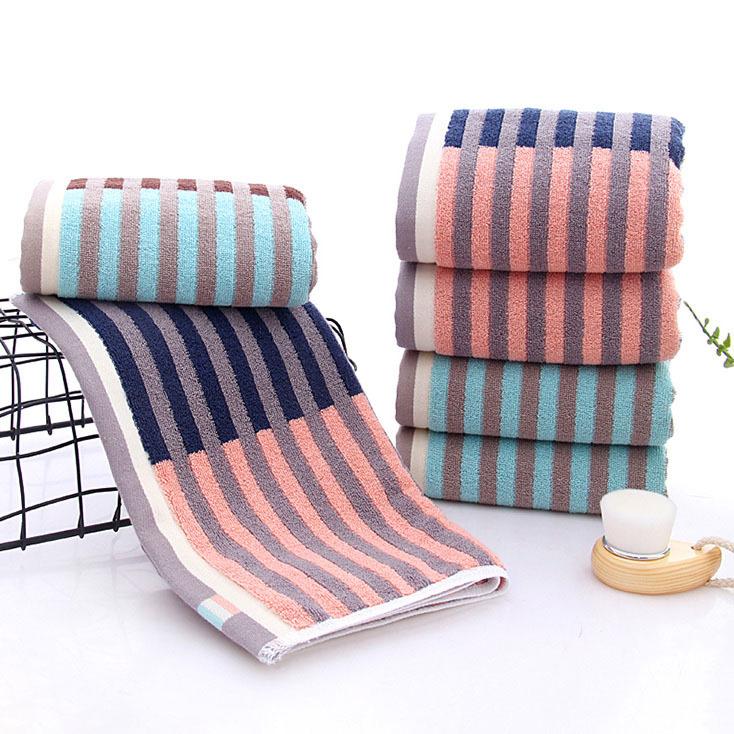100% Cotton Jacquard Face Towel Bath Towel