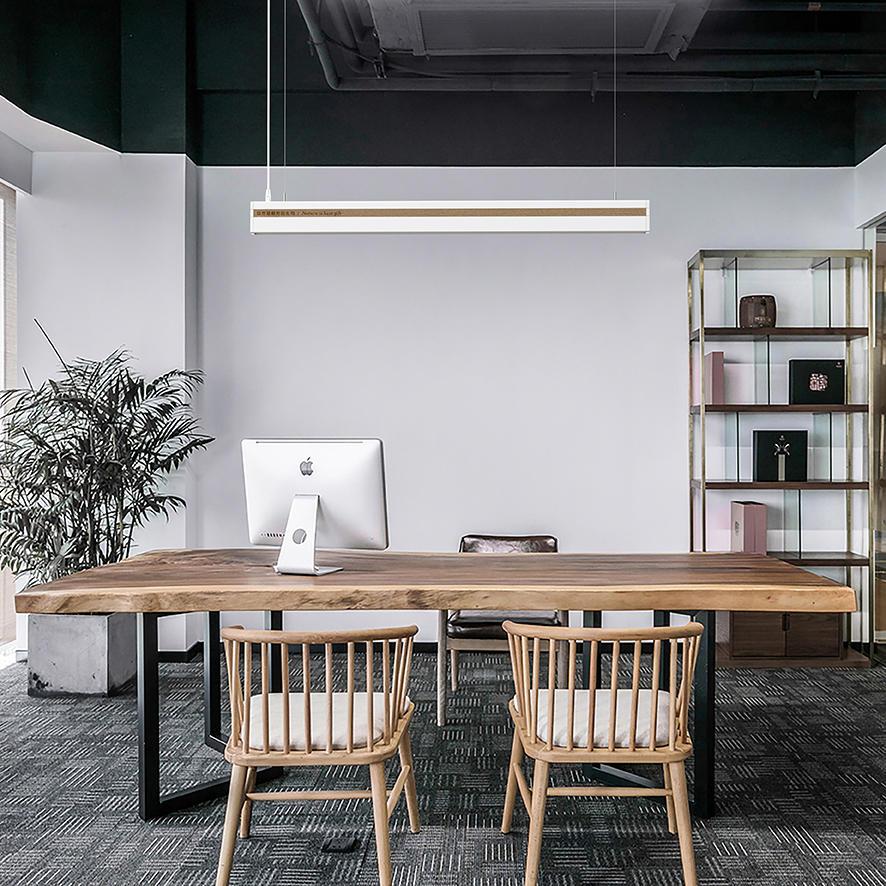 Inlity CRE91 led linear light pendant 1200mm 36W 6000K lighting led linear Light for the office