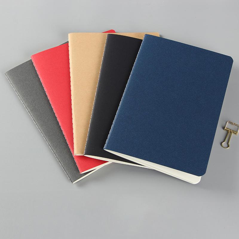 product-Dezheng-Kraft Paper Notebook A4 Car Line Book Custom B5 Student Notes Diary Book A4 Notebook-1